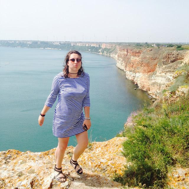 Bulgaria Cap Kaliakra Albena excursie