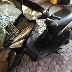 RENTAL MOTOR DI BALI MOTOTORDIBALI.COM