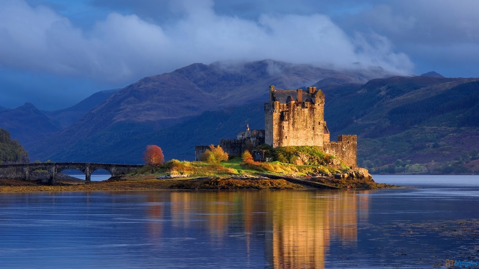 Eilean Donan Castle - Why Scotland May Be The Most Breathtaking Country on Earth
