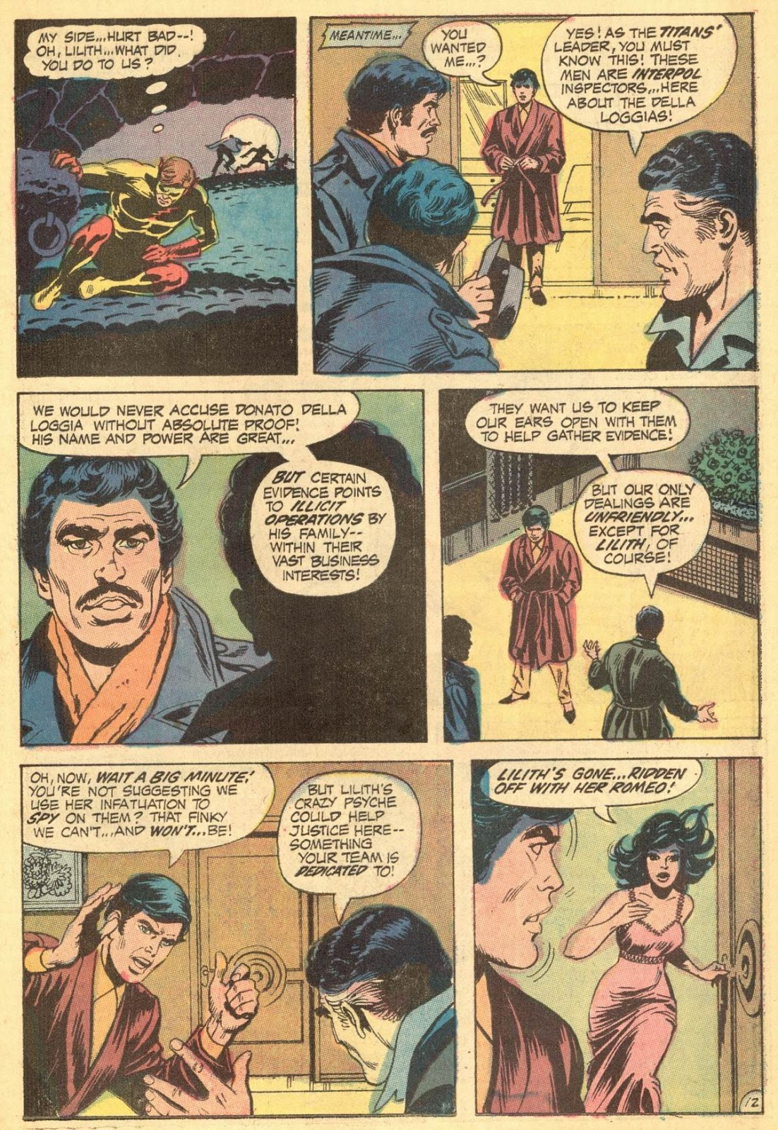 Teen Titans (1966) issue 35 - Page 15