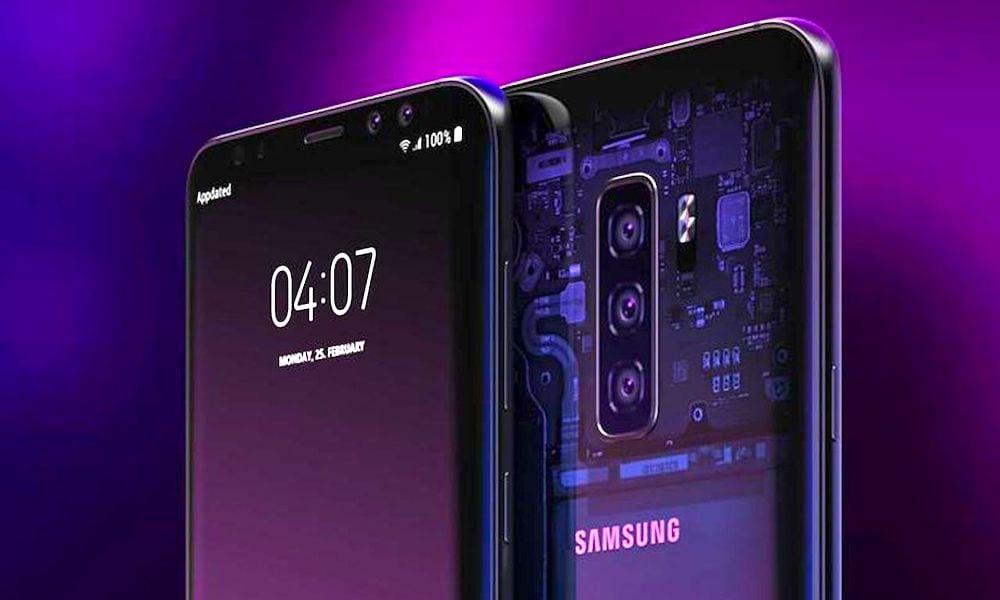 سامسونج ستطرح نسخة من هاتف Galaxy S10 مع ستة كاميرات