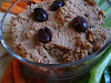Black Olive & Sun-Dried Tomato Hummus