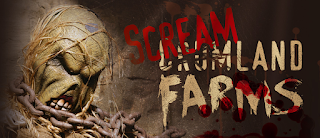Screamland Farms in the Frederick Maryland area is a haunted attraction and more for Halloween fun and frights. Near Thurmont, Gettysburg, Smithsburg, Hagerstown, and Taneytown MD.