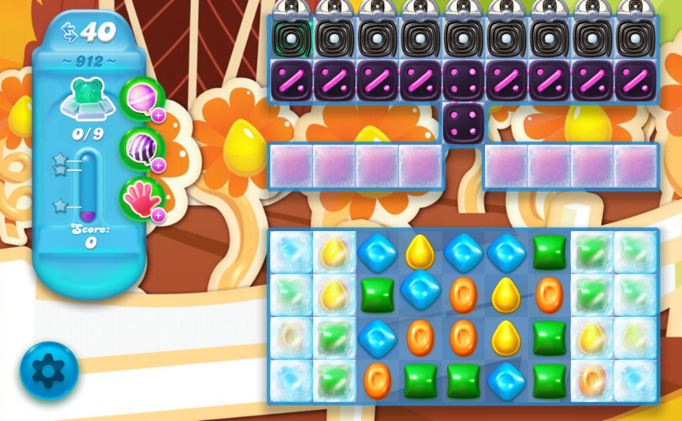 Candy Crush Soda Saga 912
