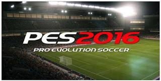Pro Evolution Soccer 2016 (PES 16) Patch ISO Emulator PPSSPP