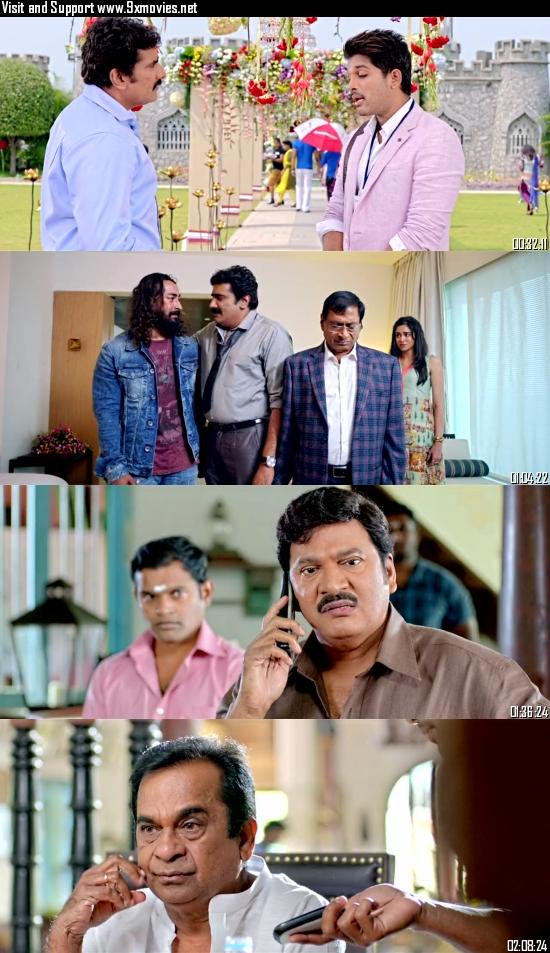 Son Of Satyamurthy 2015 UNCUT Dual Audio Hindi 480p BluRay