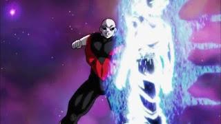 Goku almost Ultra Instinct vs Jiren