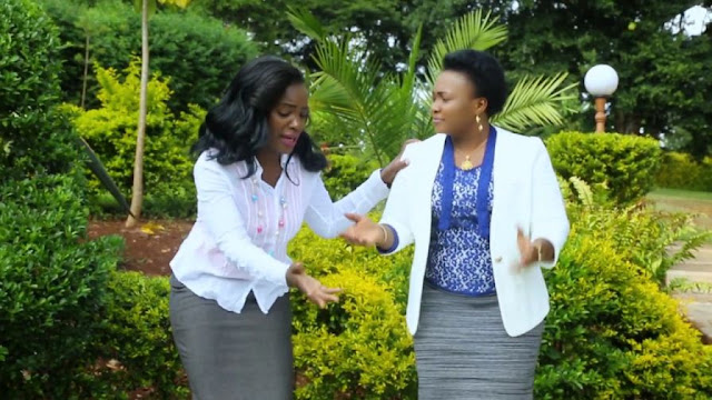 Florence Andenyi Ft Martha Mwaipaja - Funguo Video