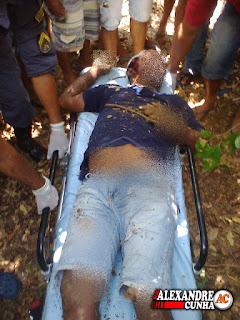 Homem é encontrado morto com tiro na nuca no município de São Bernardo