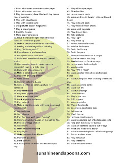 Free 85 fun summer activities for kids printable