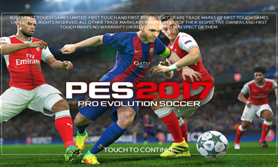 First Touch Soccer (FTS) Mod PES 2017