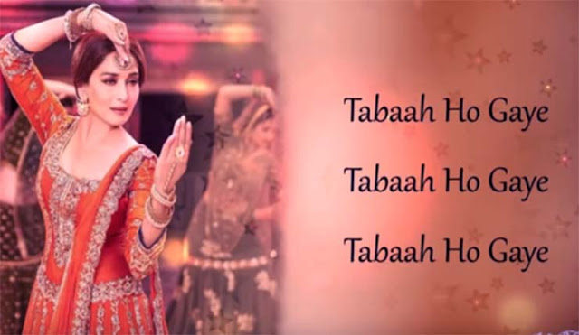 Tabaah_Ho_Gaye_Lyrics