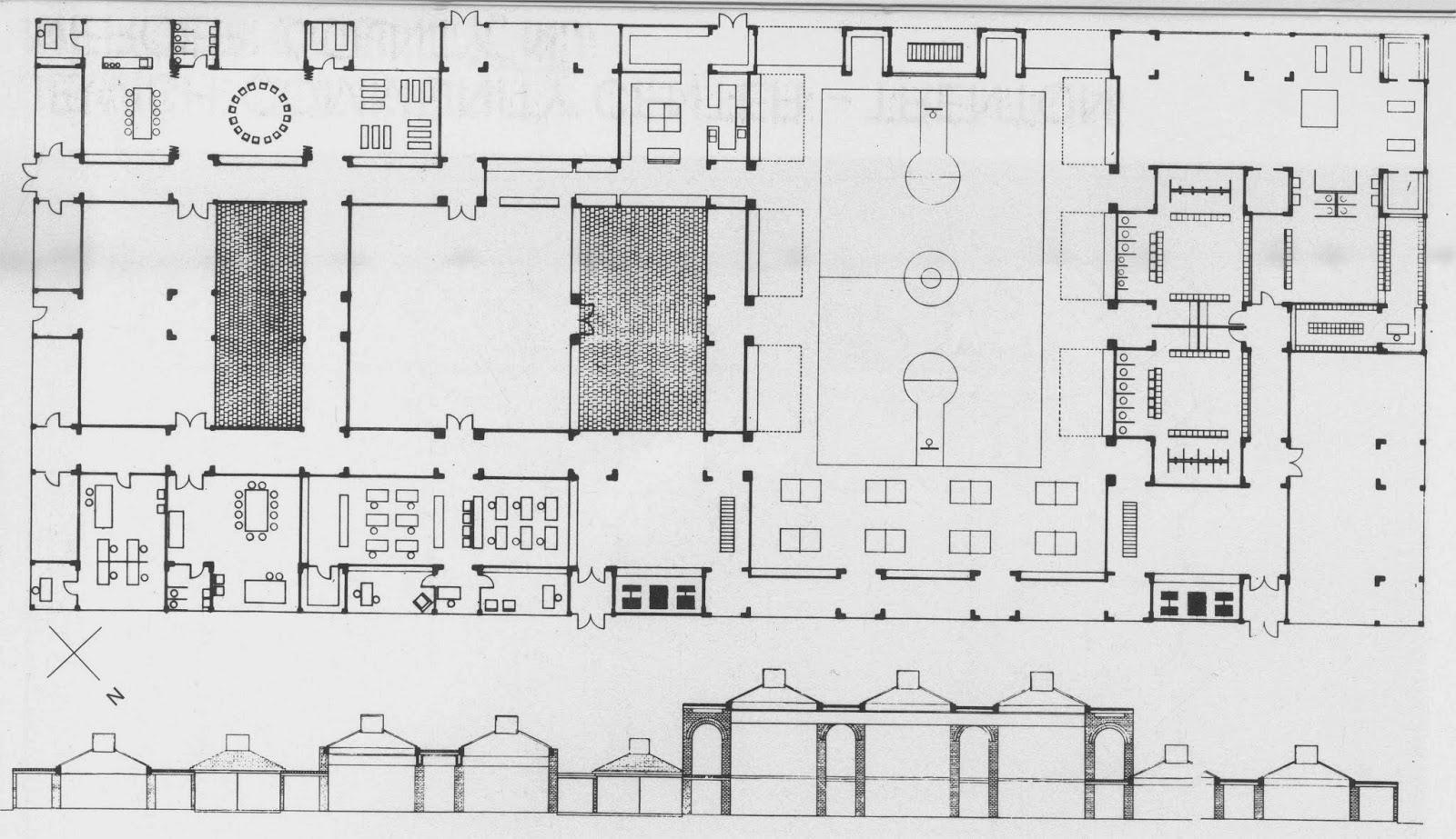 arquitecturadescubierta: JEWISH COMMUNITY CENTER. LOUIS.I