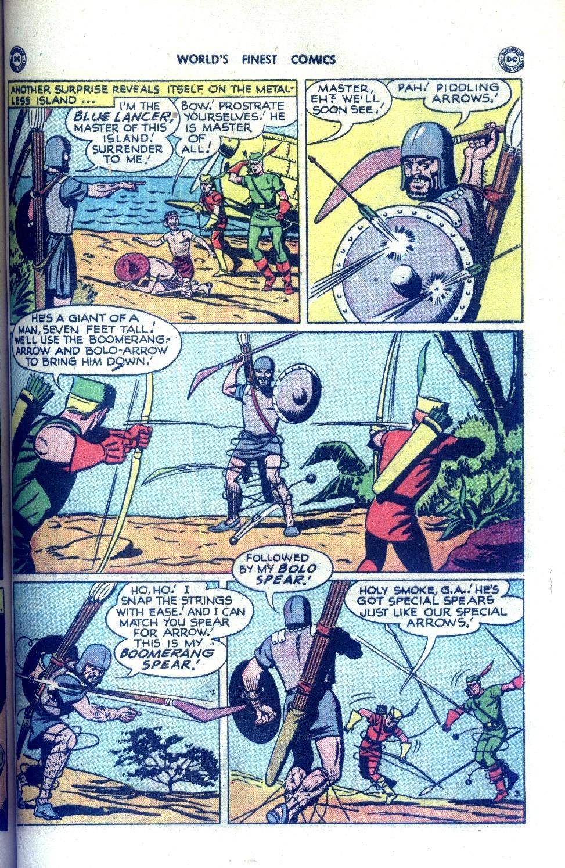 Read online World's Finest Comics comic -  Issue #43 - 43