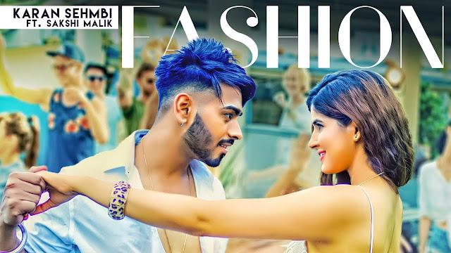 Fashion Lyrics   Karan Sehmbi Ft. Sakshi Malik (Full Song) Rox A