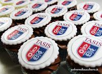cupcakes torta libri laurea diploma graduates cake design pasta di zucchero polvere di zucchero