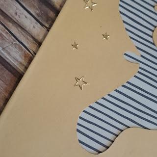 [DIY] Last-Minute Weihnachtskarte Elch // Elk Christmas Card