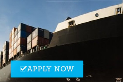 Recruitment Cadet For Ocean Going Container Ship