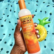 Cantu Moisturizing Curl Activator Cream Review