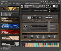 Free download Native Instruments Abbey Road 50s Drummer KONTAKT Library