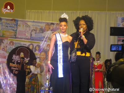 Nzuri Natural Hair, Health and Beauty Expo 2015 DiscoveringNatural