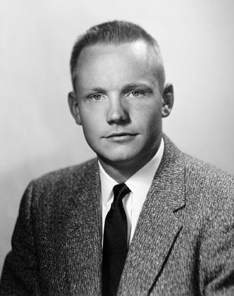 Neil Armstrong White House Speech Veil of Mystery