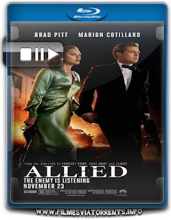 Aliados Torrent - BluRay Rip 720p e 1080p Dublado