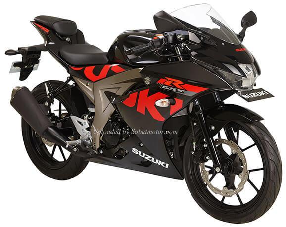 Ini dia berbagai pilihan warna Suzuki GSX-R150 dan Suzuki GSX-S150 . . banyak pilihan warnanya sob