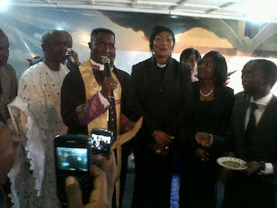 eucharia anunobi ordination