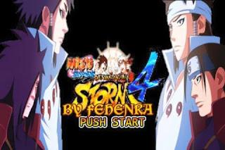 Naruto Senki Mod by FeHendra Apk