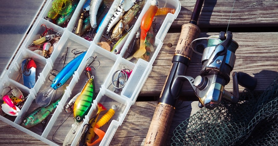 The essential equipment for crap fishing kayak fishing for Essential fishing gear