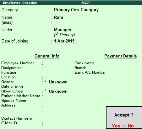 Tally Payroll Tutorial Pdf