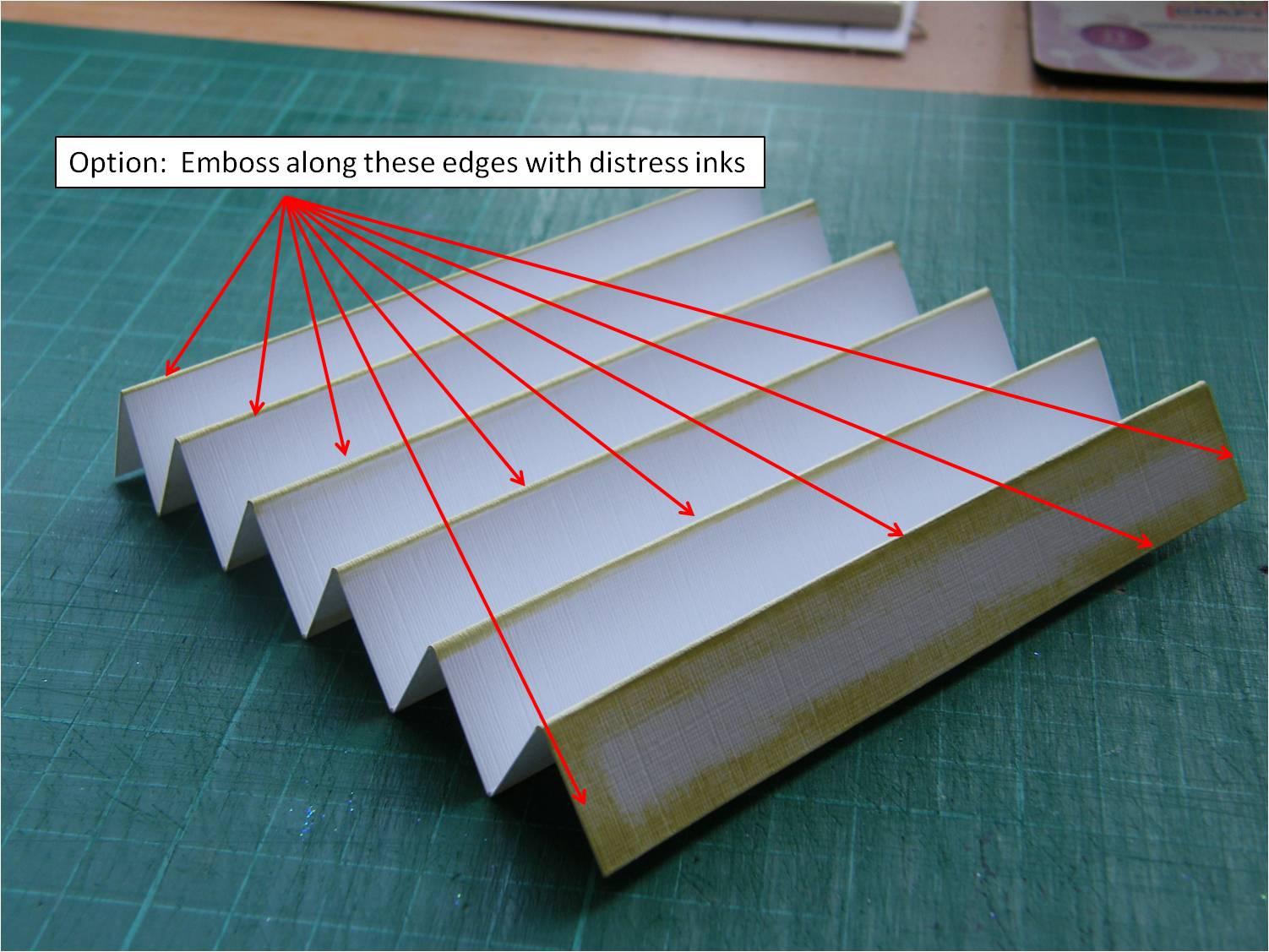 diagram for 5 gum ceiling fan wire sazzle craft box card tutorial