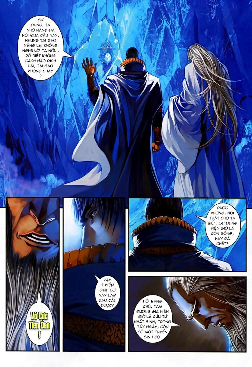 Ôn Thuỵ An Quần Hiệp Truyện Phần 2 chapter 5 trang 26