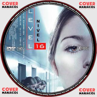 GALETTAlevel 16 - nivel 16 2018 [ COVER - DVD]