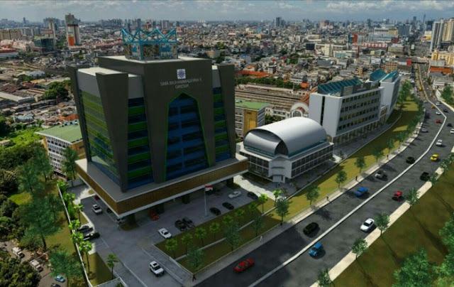 gresik24jam - Tes Tanah Tandai Dimulainya Pembangunan Gedung Baru SMAM 1 Gresik