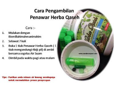 Penawar Herba Qaseh