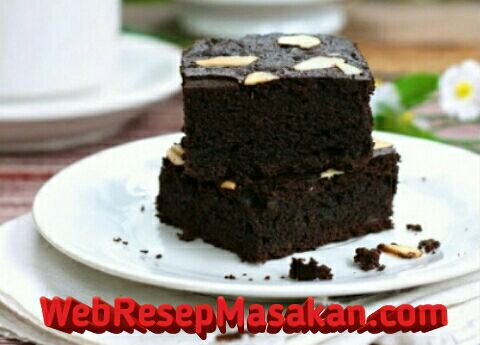 brownies pisang kukus, resep brownies pisang coklat kukus, cara membuat brownies pisang coklat kukus,