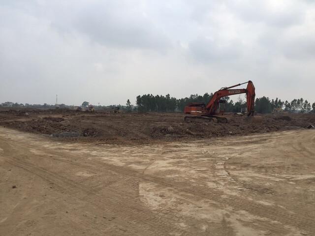 Tiến độ thi công dự án Eco Dream City Nguyễn Xiển