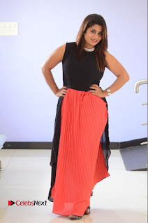 Actress Ankitha Pictures at Akira Movie Trailer Launch 0085