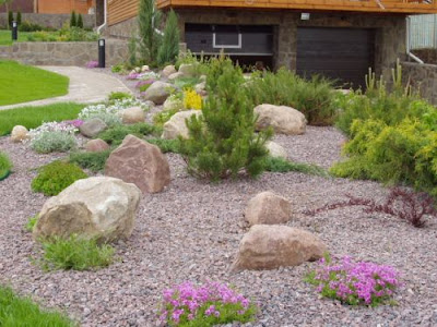 Сади з каменів