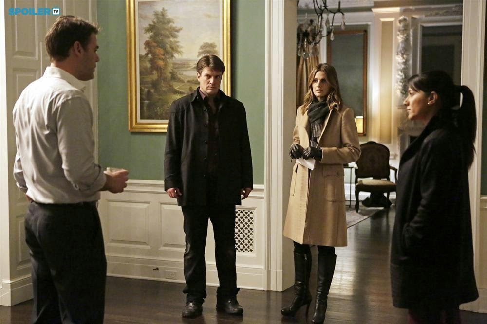 POLL: What was the best scene in Castle - I, Witness?
