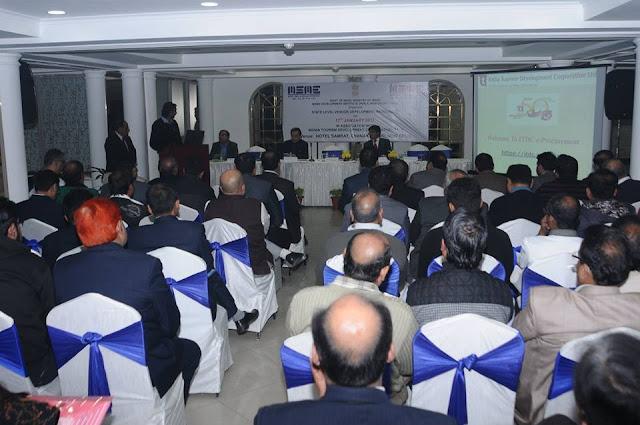 13 MSME Development Institute, New Delhi organized a State Level Vendor Development Programme