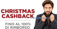 Logo Christmas CashBack Conbipel: ricevi il 100% di quanto speso in buoni sconto cumulabili !