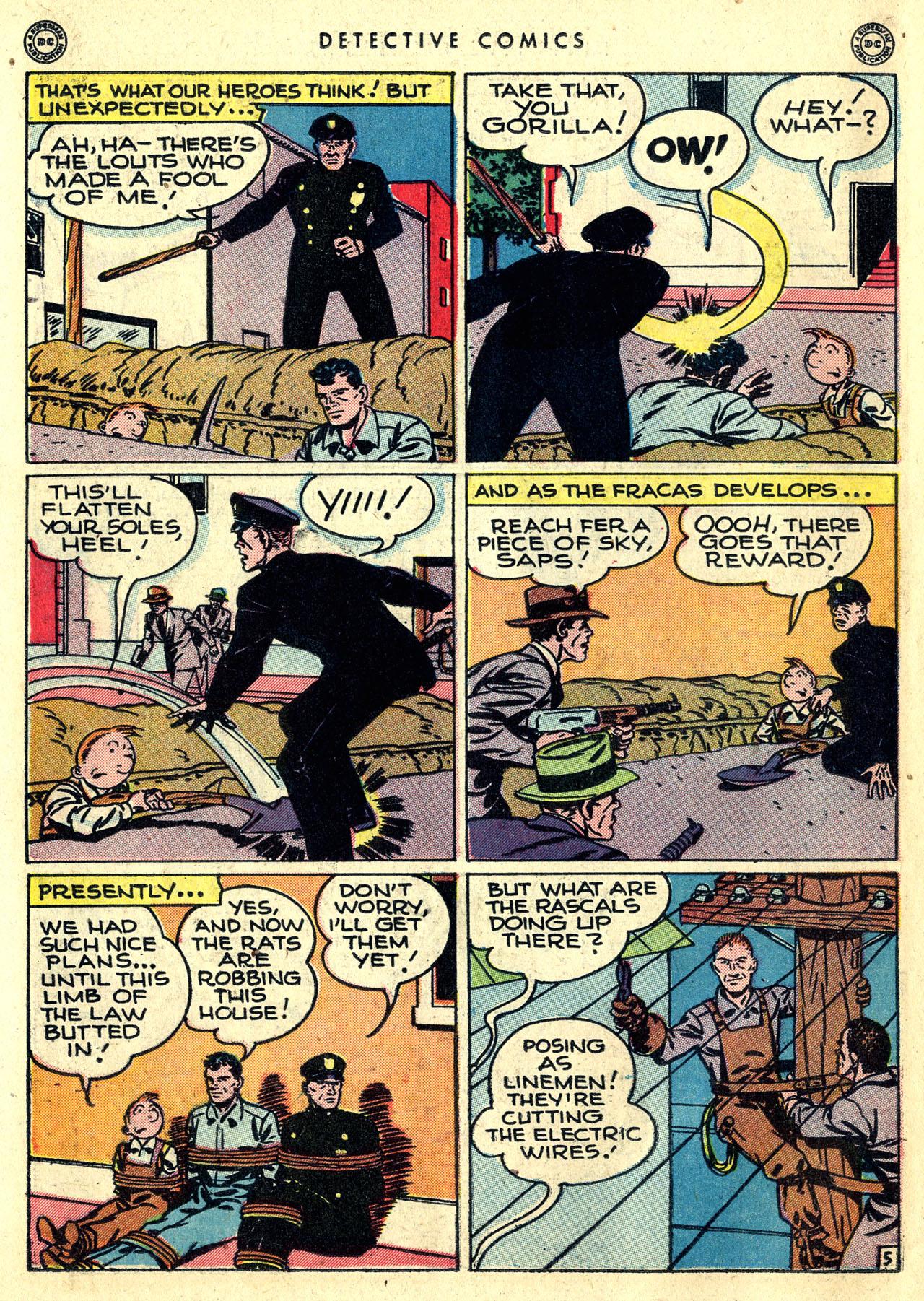 Read online Detective Comics (1937) comic -  Issue #119 - 20