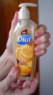 Dial Sugar Cane Husk Scrub Hand Soap.jpeg