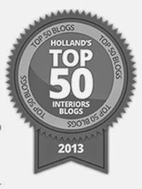 Top 50 interieur blogs NL 2013
