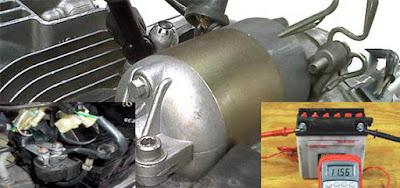 """Cara Paling Ampuh Memperbaiki Starter Motor Yang Mati Atau Rusak """"Dijamin"""""""
