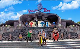 Jogja bay pirates water park