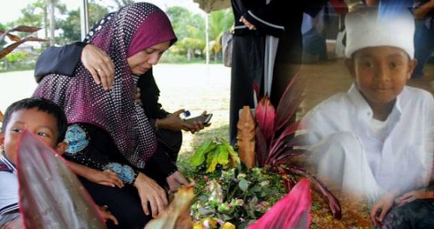 Ibu Thaqif Luah Kekecewaan Layanan Pihak Hospital, Hanya Tahu Punca Kematian Dari Media